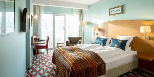 Tivoli Hotel Standard double carpet harbour
