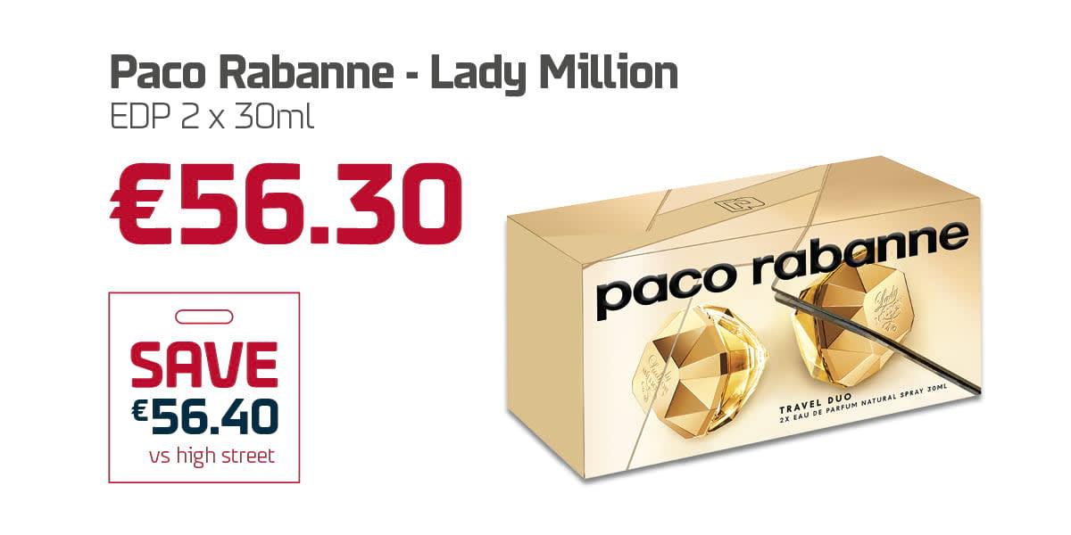 AN Duty Free Lady Million