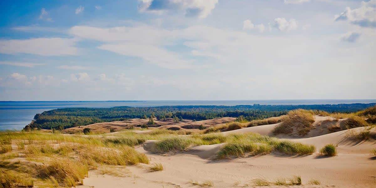 Nida beach - Lithuania