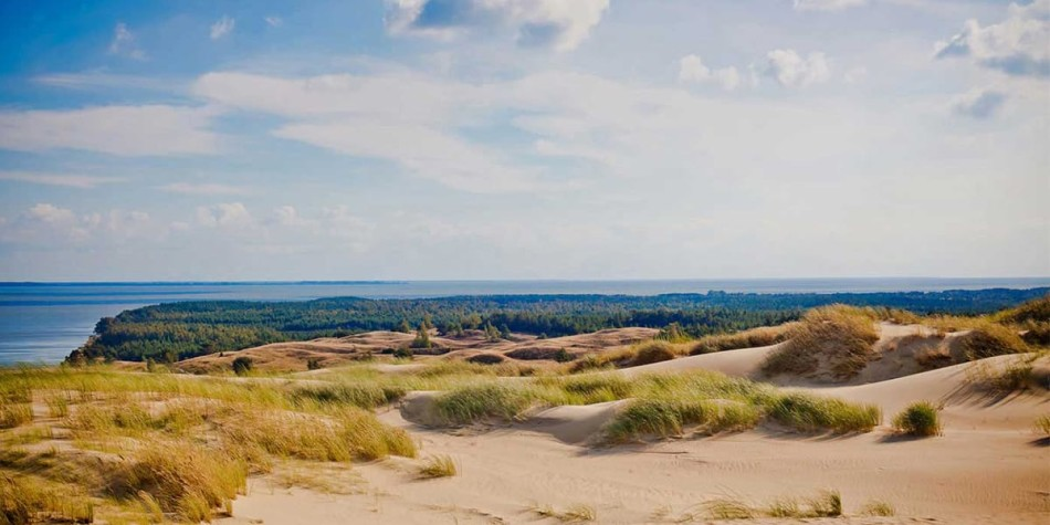 Nida beach - Lithuania