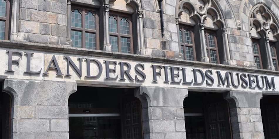 Flanders - Fields museum