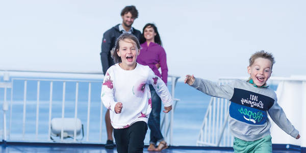 Family onboard - ad