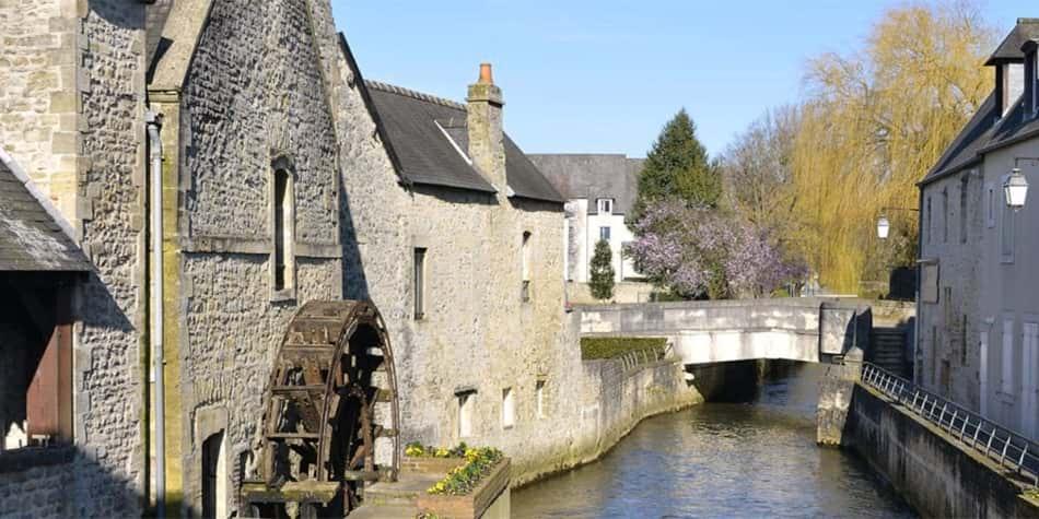 Bayeux - canal