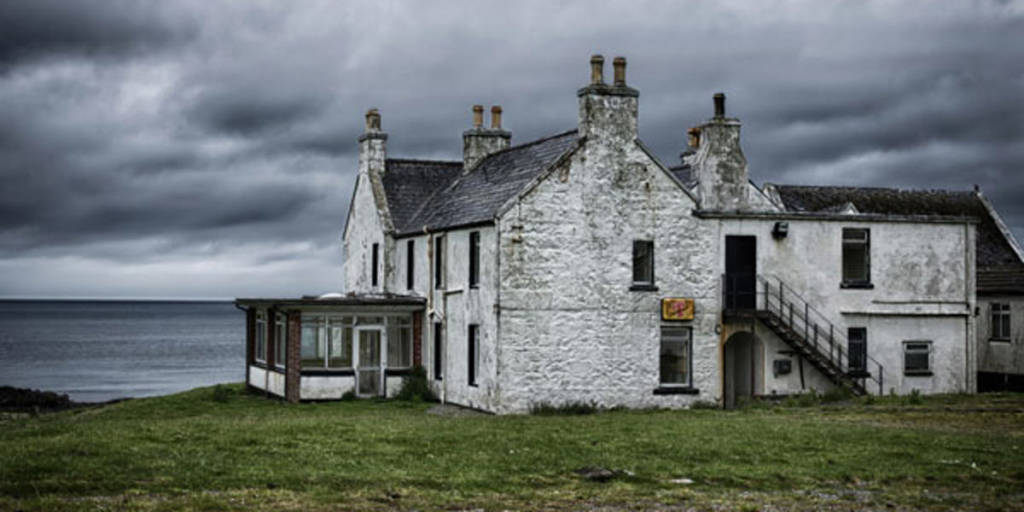 Halloween: Building in Scotland