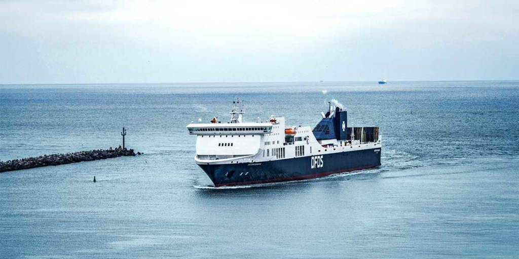 DFDS Victoria Seaways