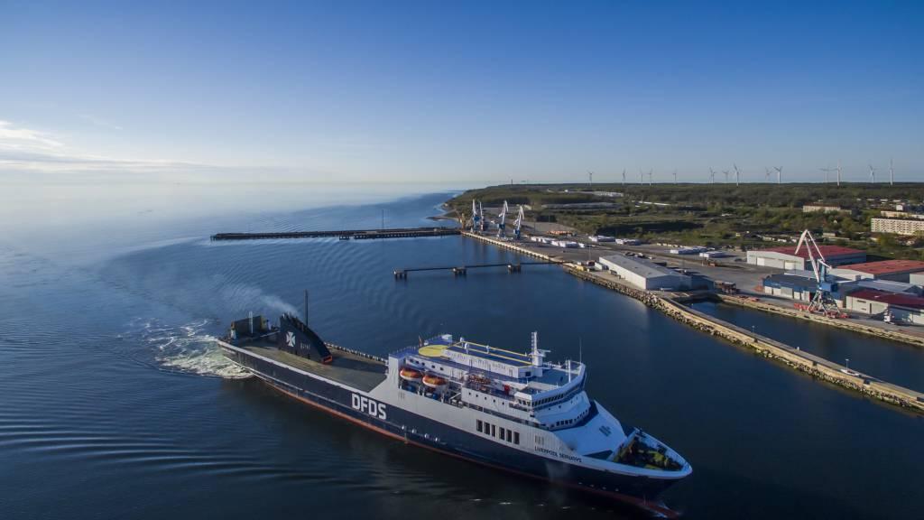 Liverpool Seaways, new