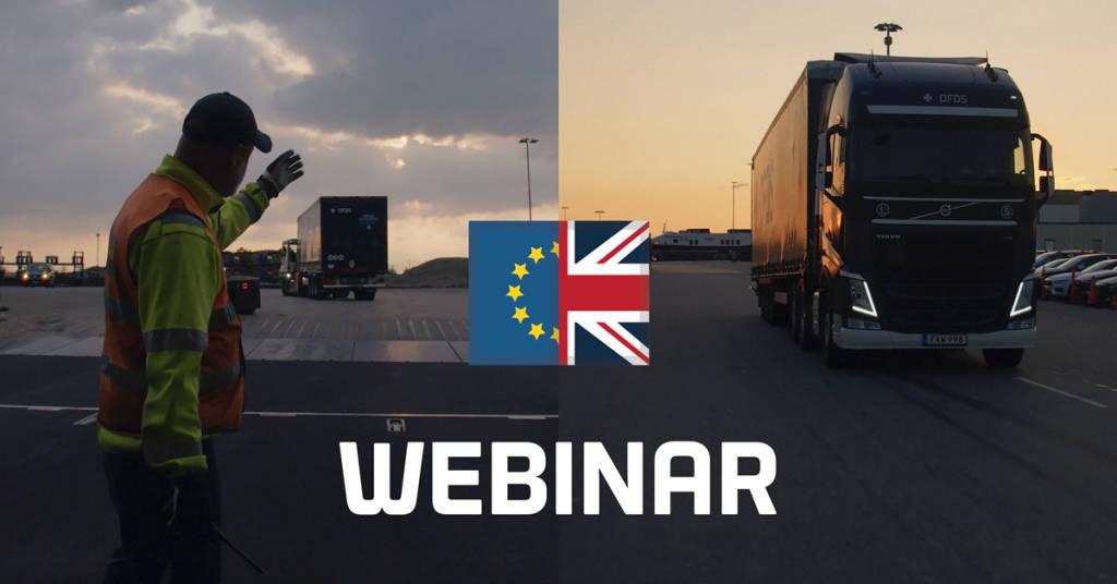 DFDS Brexit Webinar - no date