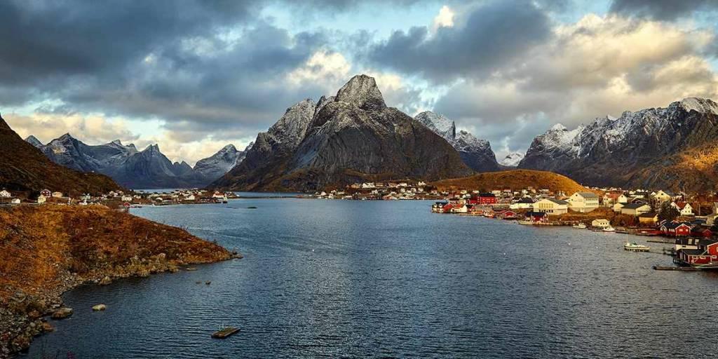 Norway, Reine-lofoten