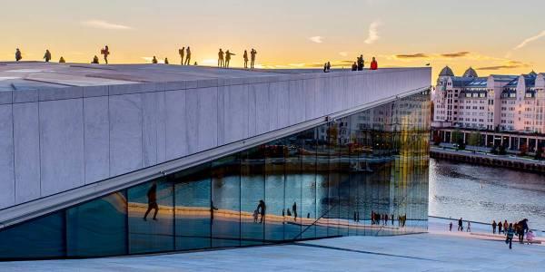 Oslo Opera i Norge