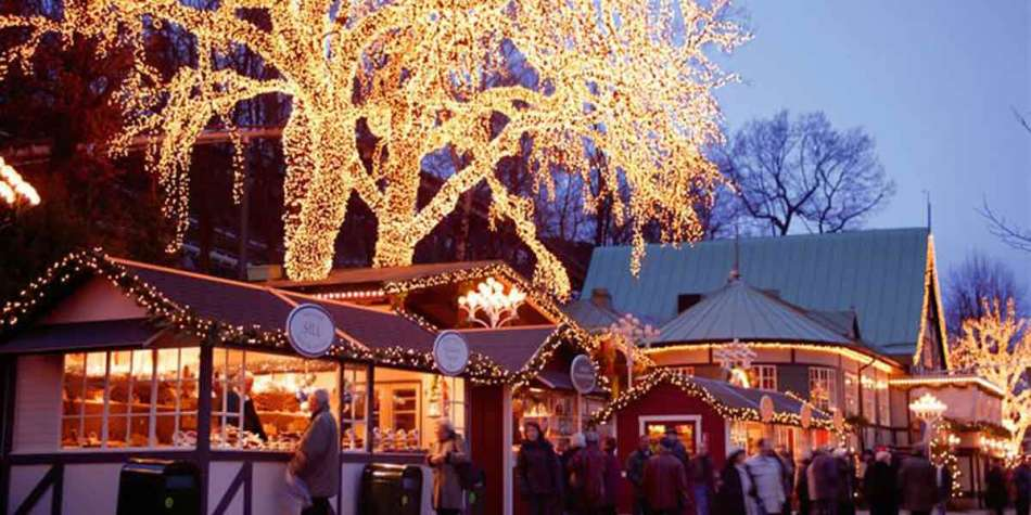 Christmas markets in Gothenburg