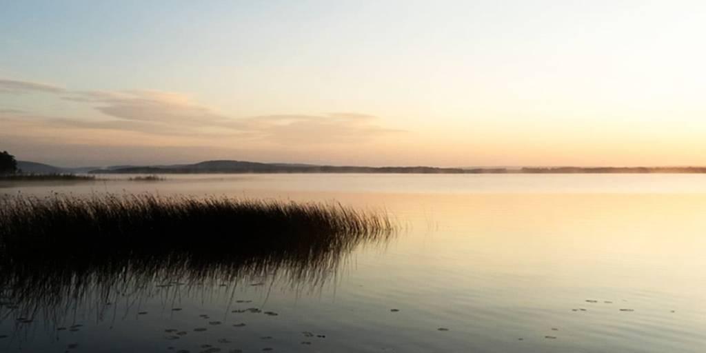 Sweden in 6 days - Ivosjon Lake