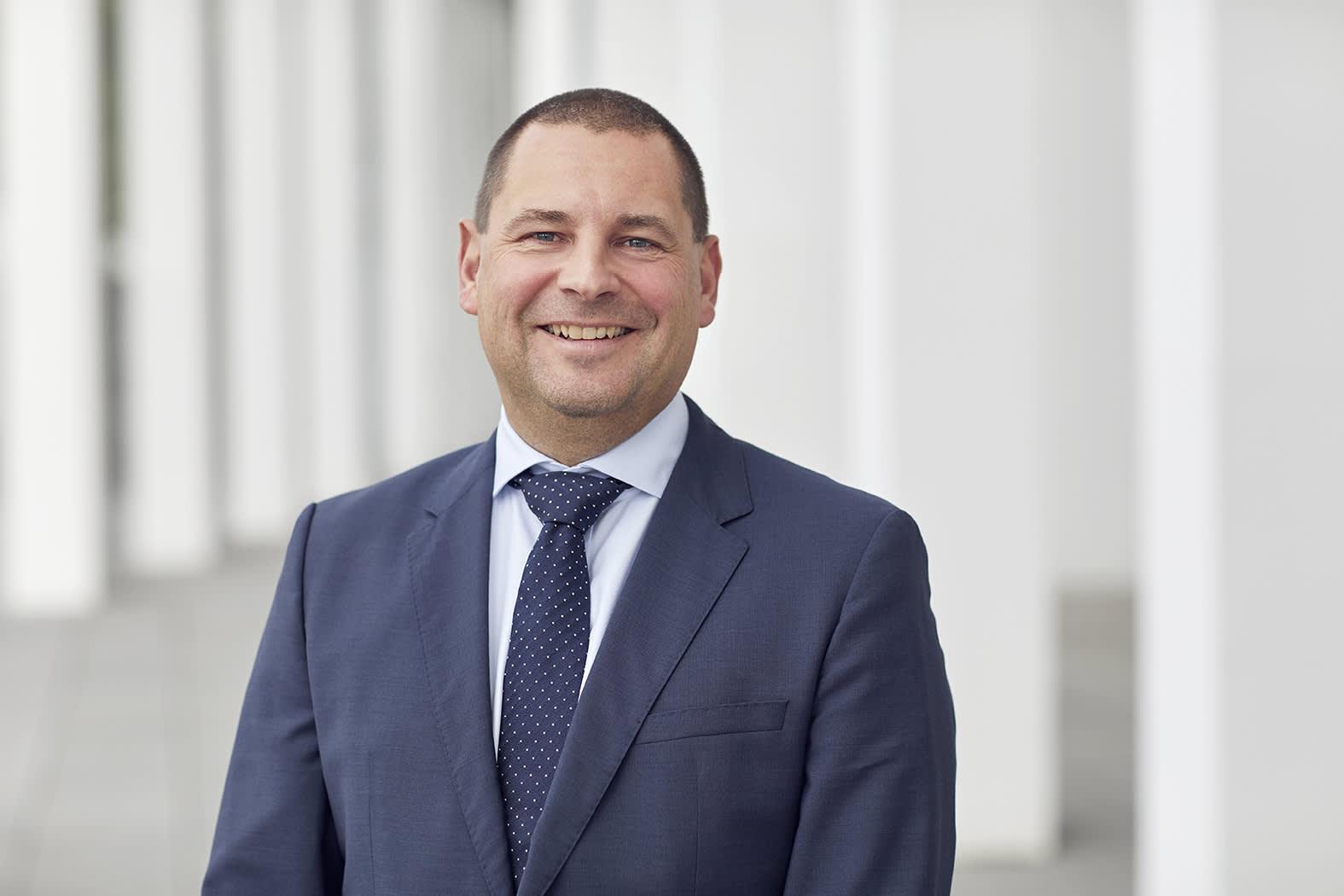 DFDS Board member Jesper Hartvig Nielsen 2018