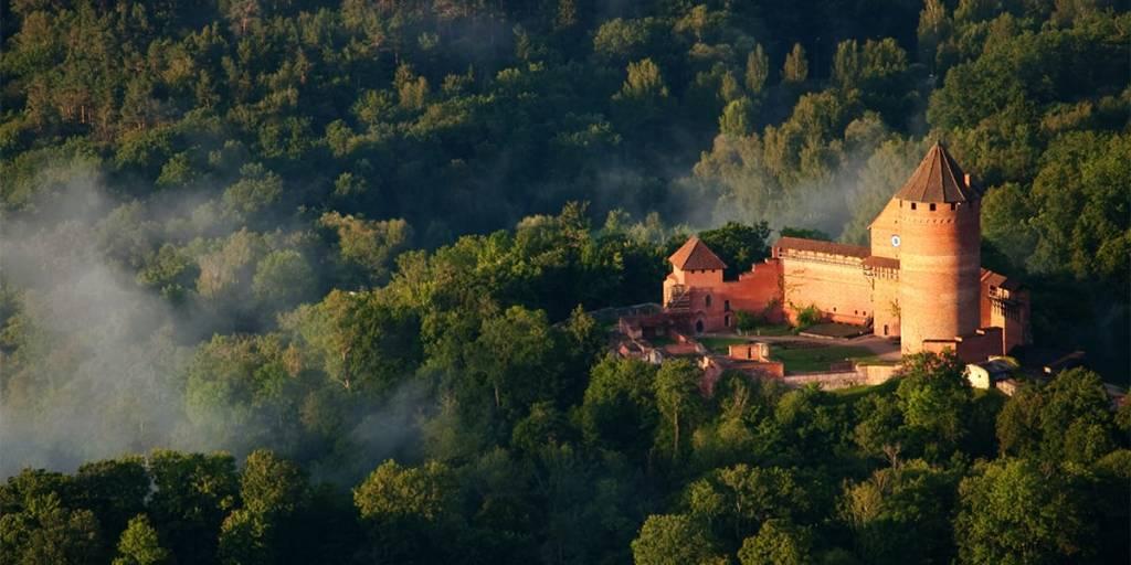 Turaida castle, Latvia