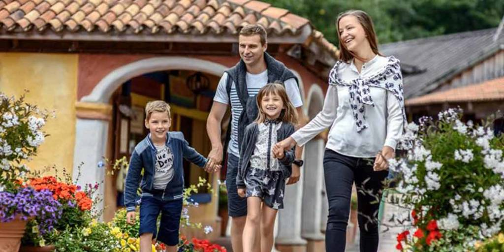 Hansa Park - family