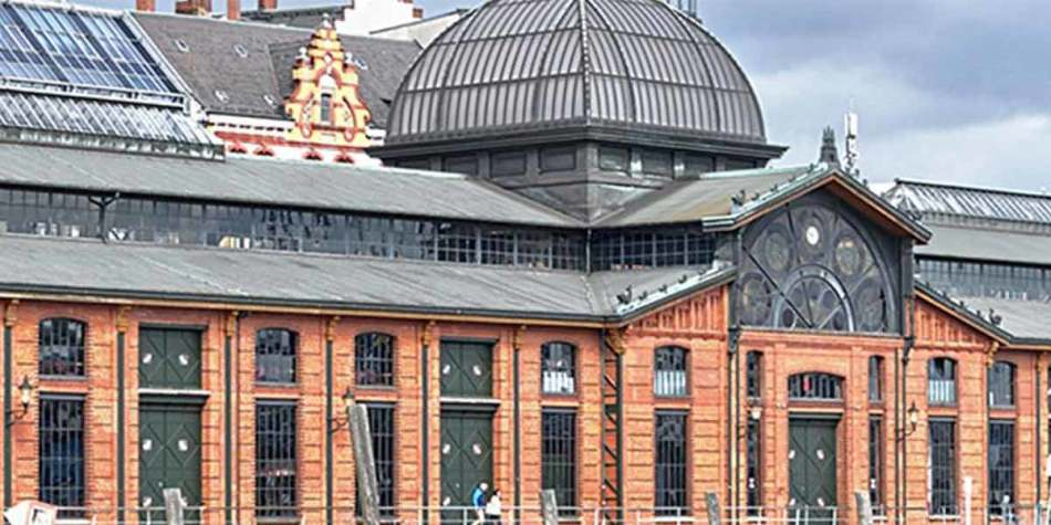 Fischauktionshalle (Fish Market) in Hamburg