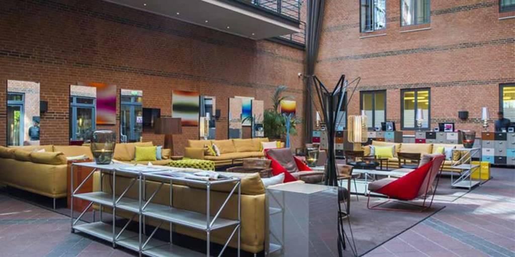 Comfort Hotel, Vesterbro - reception