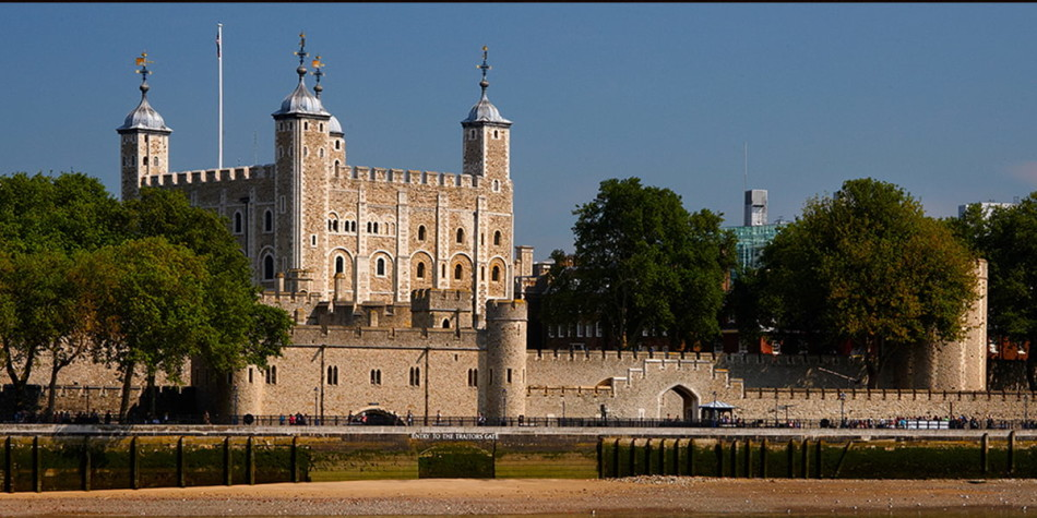 Tower of London i England