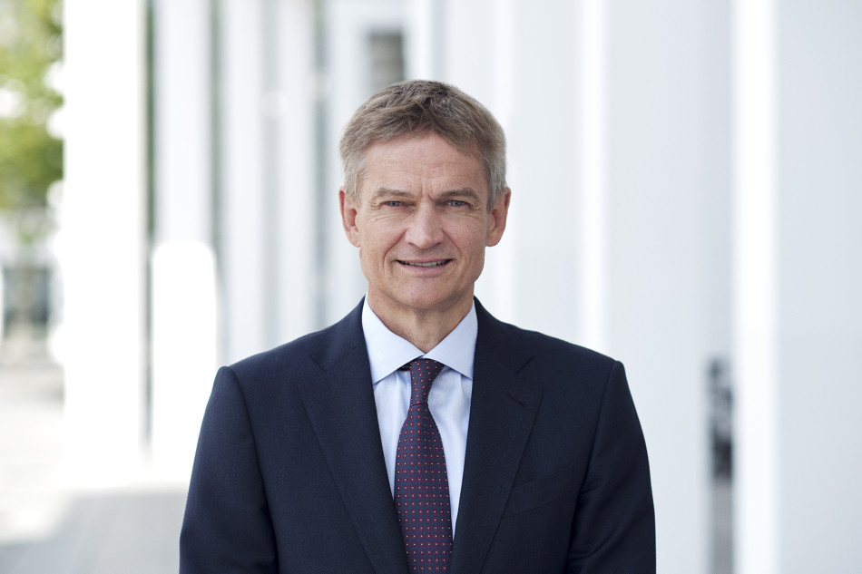 Photo of Torben Carlsen, President and CEO of DFDS