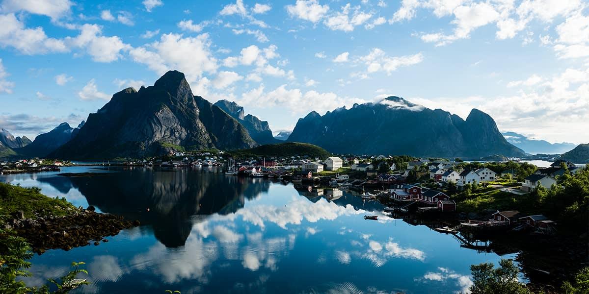 Reine i Lofoten - Photocredit Innovation Norway