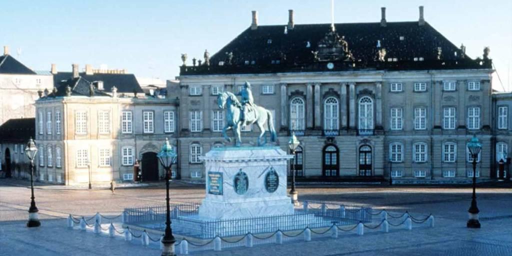 amalienborg kobenhavn