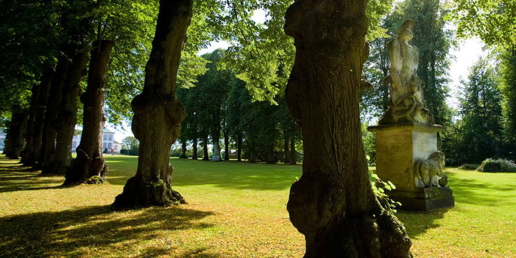 trees fredensborg park copenhagen