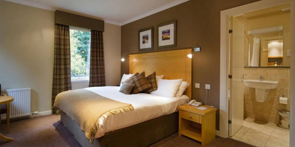 Murraypark hotel room
