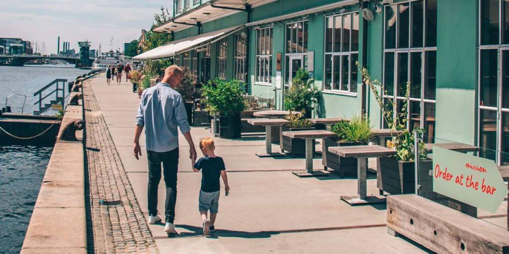 Kids in Copenhagen - Photo Credit: Daniel Rasmussen