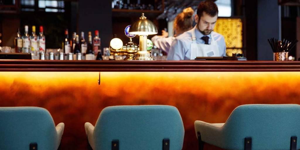 Clarion the Hub - bar