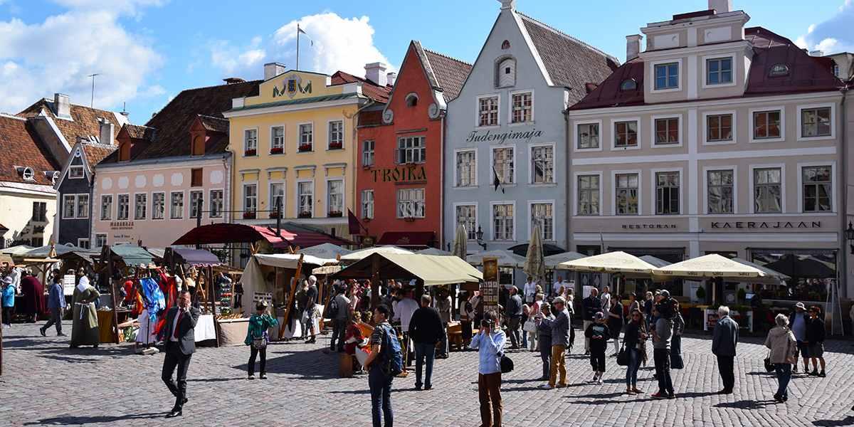 Tallinn market square