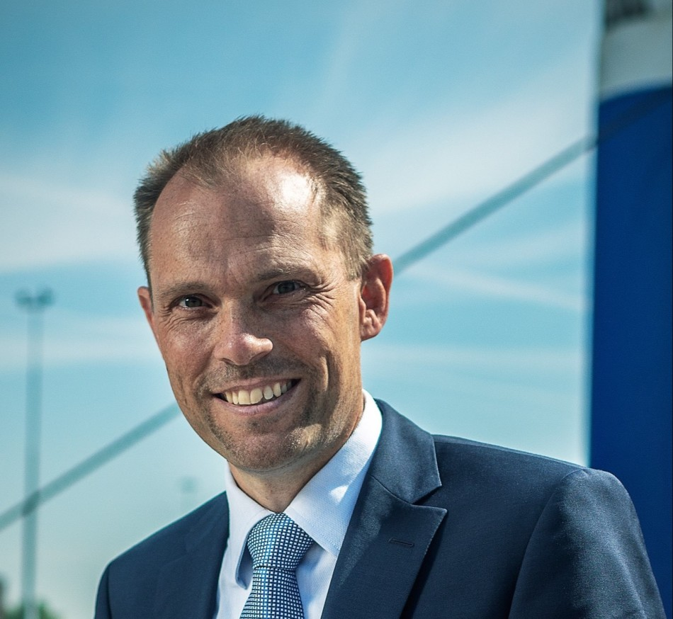 Profile of Mikael Mortensen from DFDS
