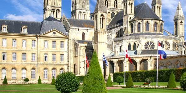 Caen - Abbaye aux Hommes