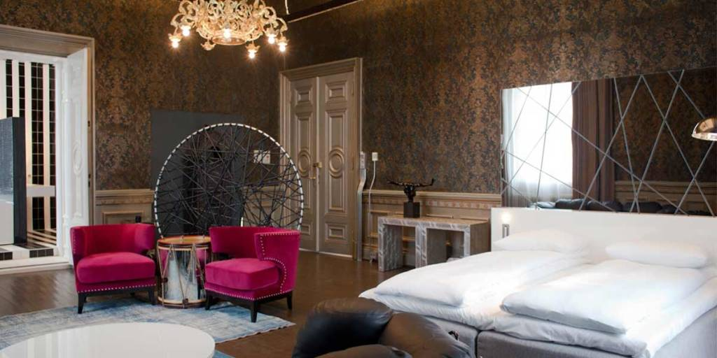 Hotels in Norway Comfort Grand Central Hotel - Suite