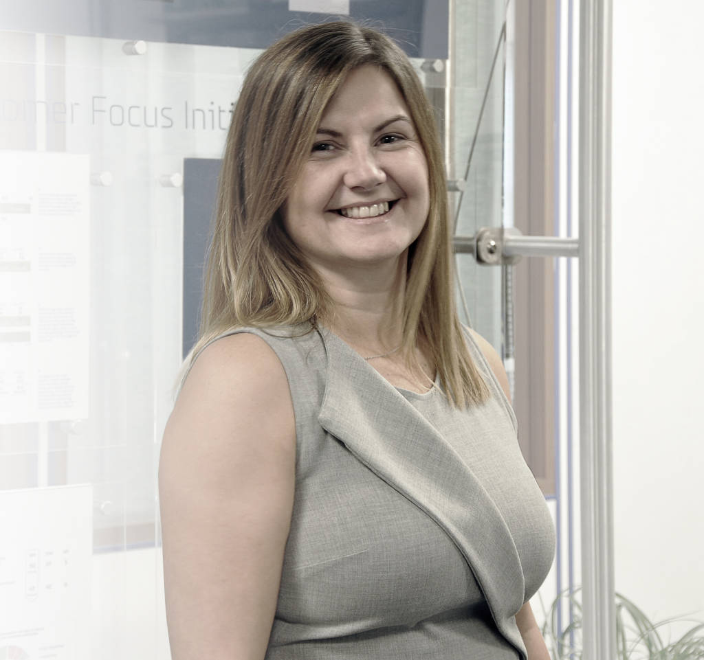 Emma Leam, Agency Director, DFDS