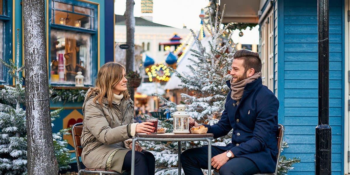 Christmas in Tivoli, Copenhagen - Photo Credit: Lasse Salling