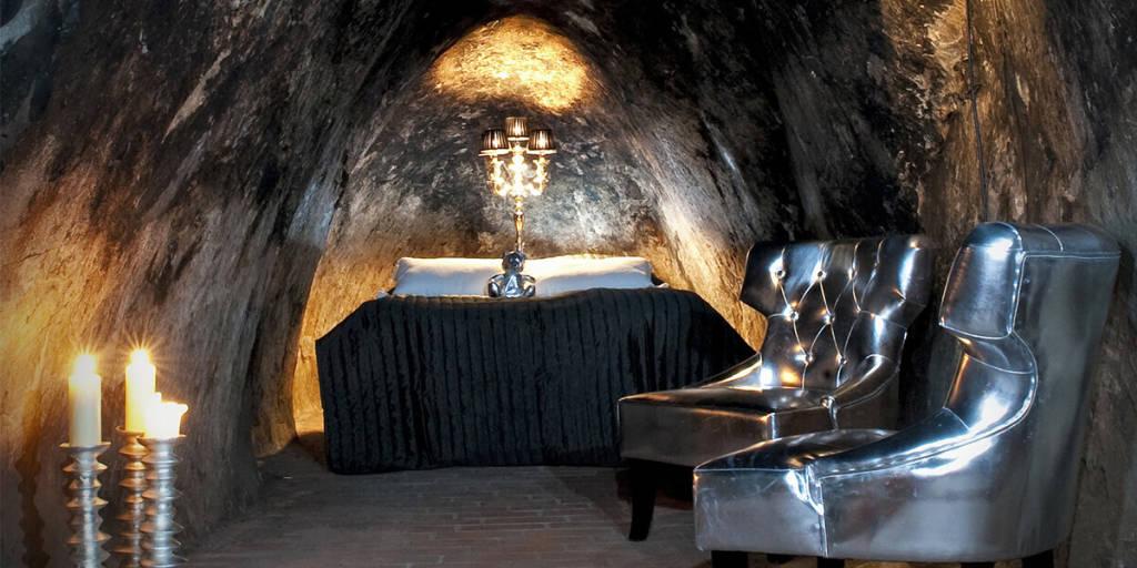 Sala Silver Mine hotel in Sweden