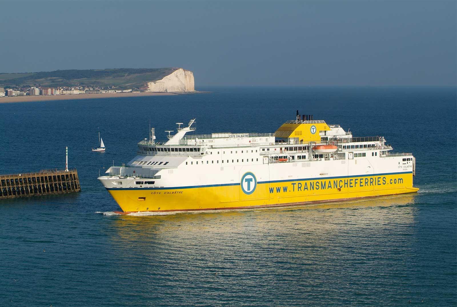 Cote D'Albatre Dieppe-Newhaven ferry