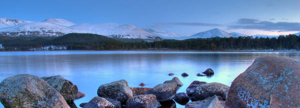 See in Cairngorms National Park