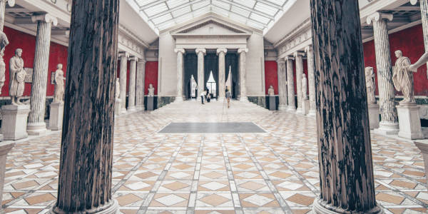 Glyptoteket, Copenhagen, Photo Credit: Daniel Rasmussen