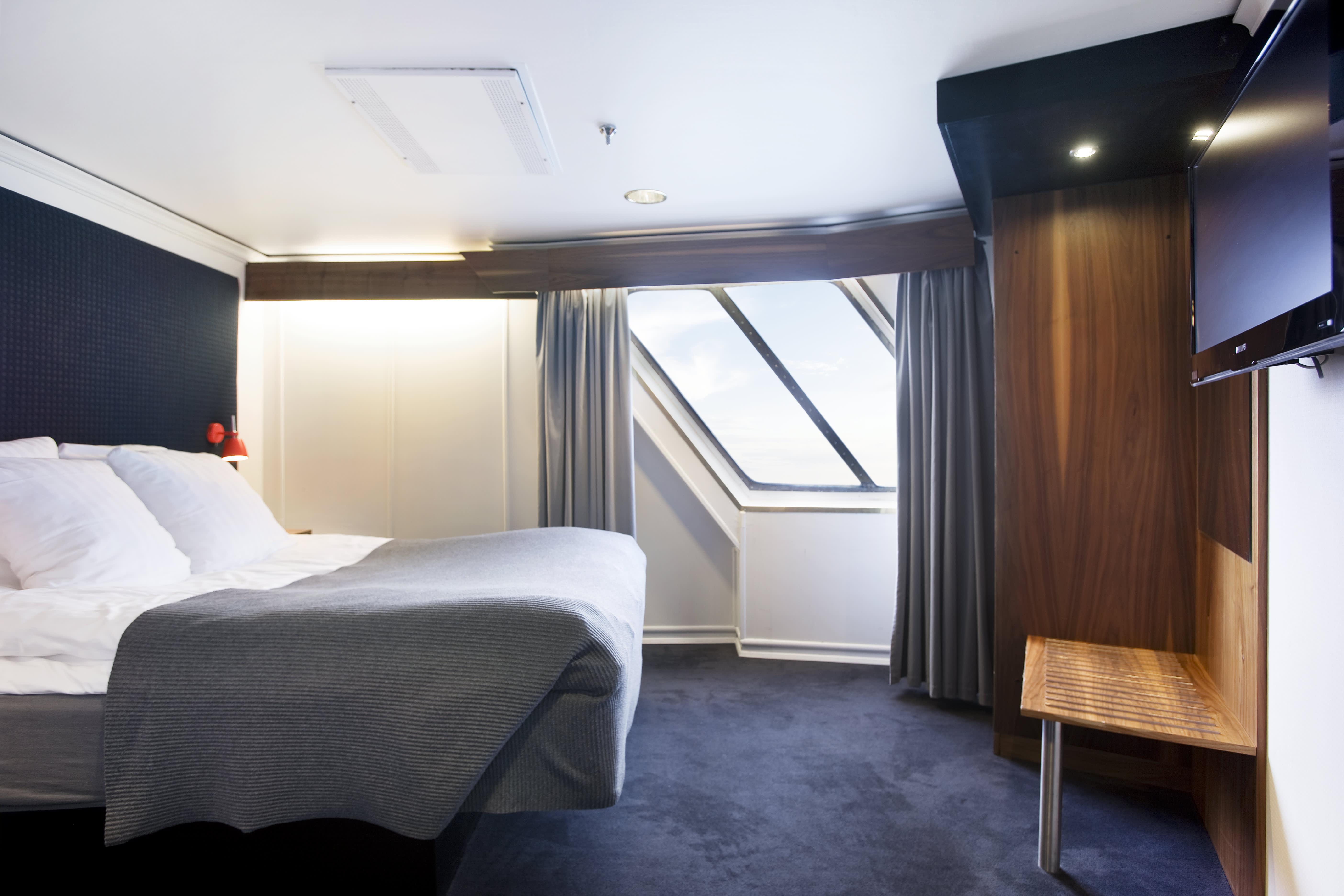 Crown Seaways soverom suite