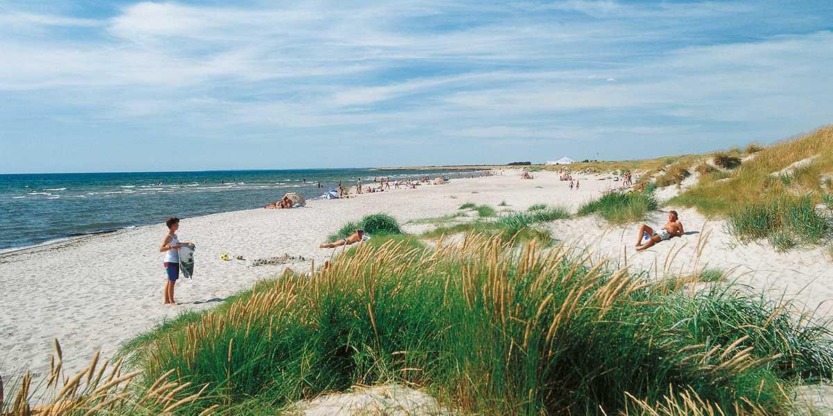 Lalandia Rødby - strand