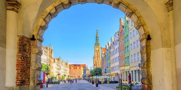 Gdansk i Poland