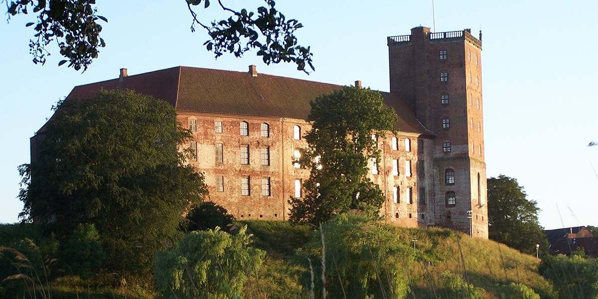 Koldinghus - Kolding i Danmark