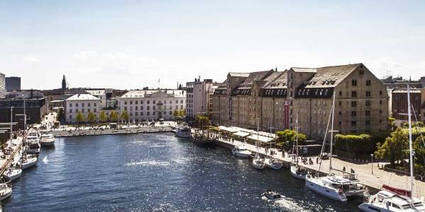 Admiral hotel in Copenhagen