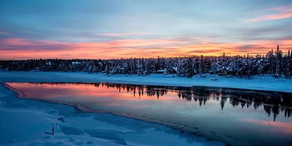Sweden - Torne river - PhotoCredit Asaf Kliger
