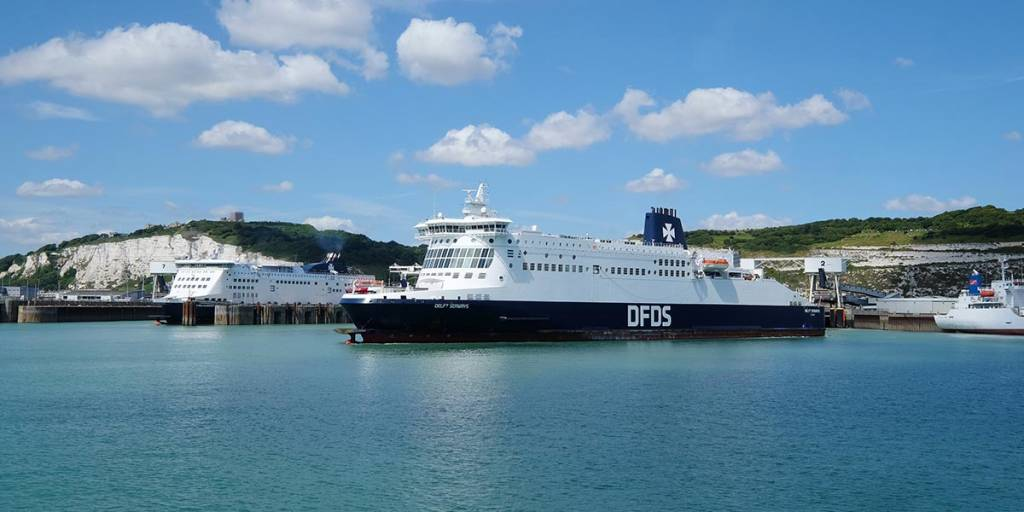 DFDS Ferry France