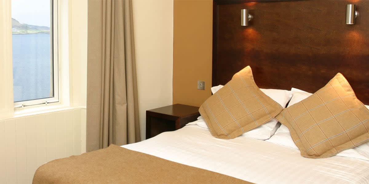 Oban-bay-hotel-room
