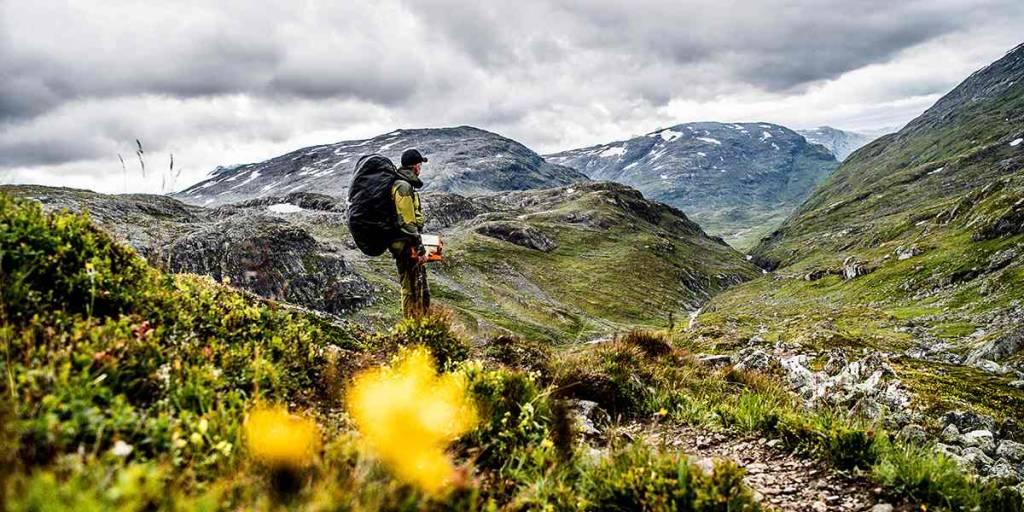 Nature in Norway  - Utladalen - Photocredit Thomas Rasmus Skaug  Visitnorway