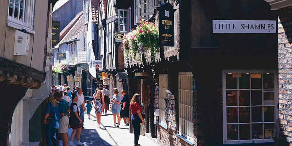Little Shambles in York