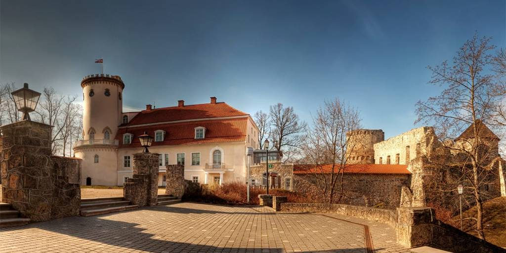 Cesis castle, Latvia