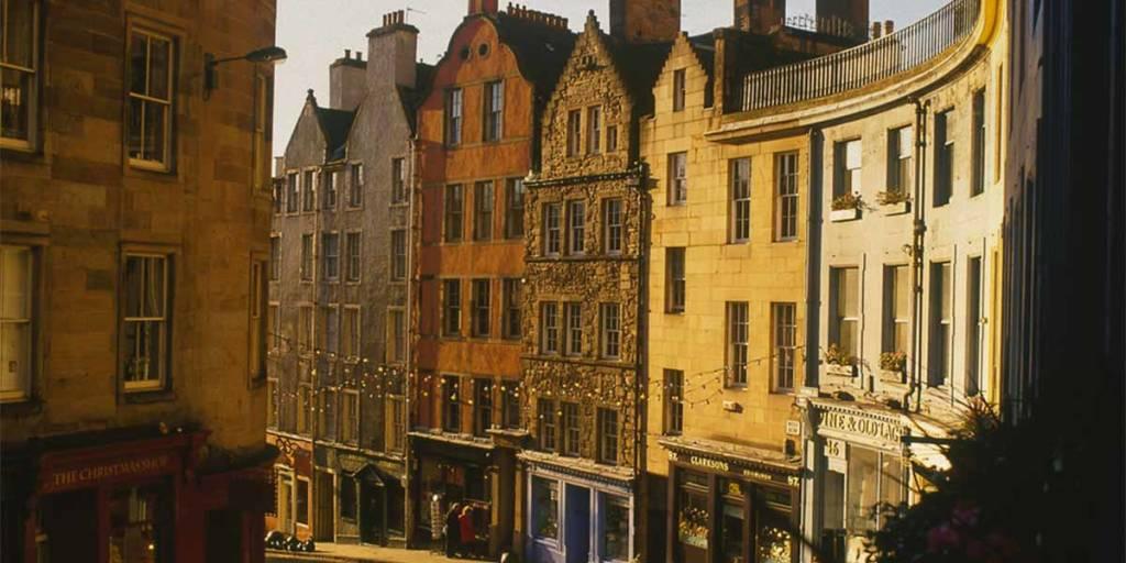 Edinburgh-streets
